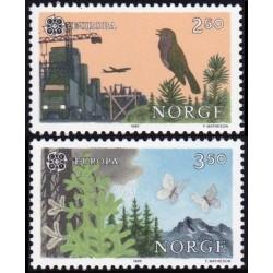 Norvegija 1986. Aplinkos...