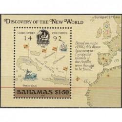 Bahamai 1988. Amerikos...