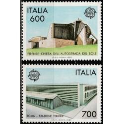 Italy 1987. Modern...