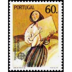 Portugalija 1985. Europos...