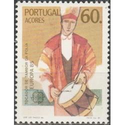 Azores 1985. European Music...