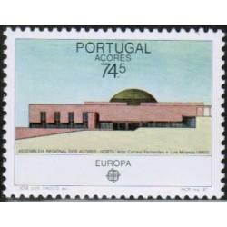 Azores 1987. Modern...