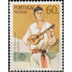 Madeira 1985. Europos...