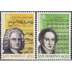 San Marino 1985. European...