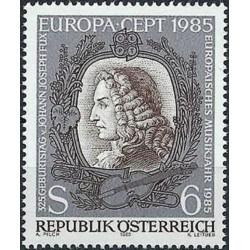 Austrija 1985. Europos...