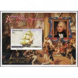 Grenada 1996. Famous ships