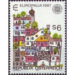 Austria 1987. Modern...