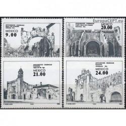 Meksika 1983. Kolonijinė...
