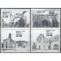 Mexico 1983. Colonial...