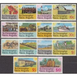Sent Kitsas ir Nevis 1978....