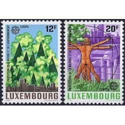 Luxembourg 1986. Nature...