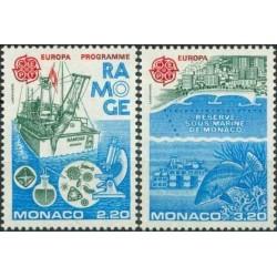 Monaco 1986. Nature...