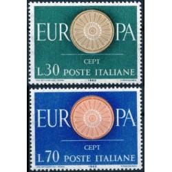 Italija 1960. Stilizuotas...
