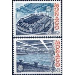 Monaco 1987. Modern...