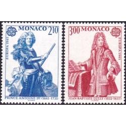 Monakas 1985. Europos...
