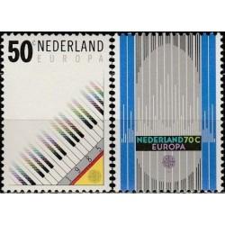 Nyderlandai 1985. Europos...