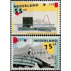 Nyderlandai 1987....