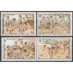 Cyprus 1989. Childrens Games