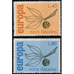 Italija 1965. CEPT: paštas,...