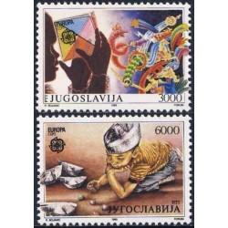 Jugoslavija 1989. Vaikų...