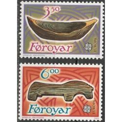 Farerų salos 1989. Vaikų...