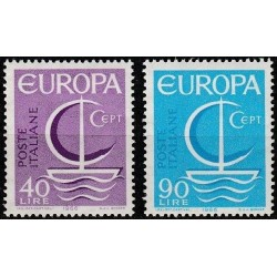 Italy 1966. CEPT: Symbolic...