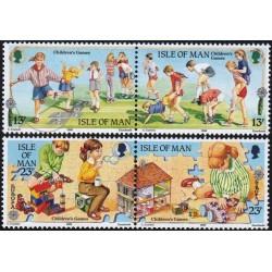 Meno sala 1989. Vaikų žaidimai