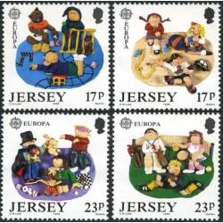 Jersey 1989. Childrens Games