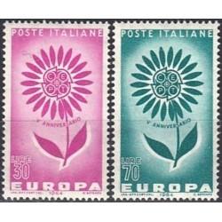 Italy 1964. CEPT: Stylised...