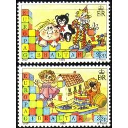 Gibraltar 1989. Childrens...
