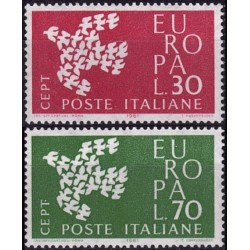 Italija 1961. CEPT: CEPT:...