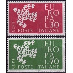 Italy 1961. CEPT: Stylised...