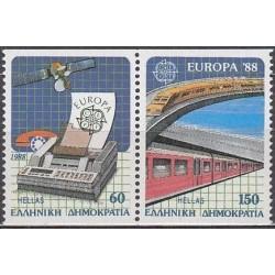 Greece 1988. Transportation...