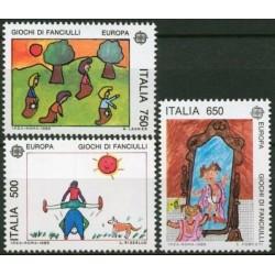 Italija 1989. Vaikų žaidimai