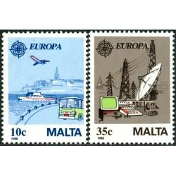Malta 1988. Transportation...