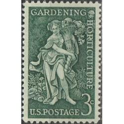 United States 1958. Gardening
