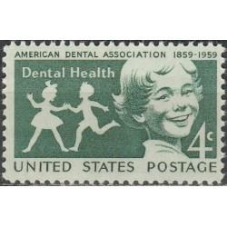 JAV 1959. Stomatologai
