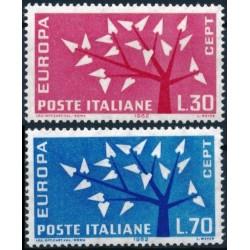 Italy 1962. CEPT: Stylised...