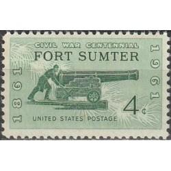 JAV 1961. Pilietinis karas