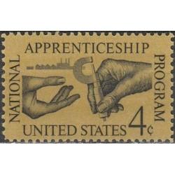 JAV 1962. Profesinis mokymas