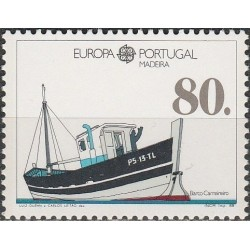 Madeira 1988. Transportas...