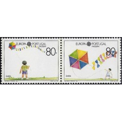 Madeira 1989. Vaikų žaidimai
