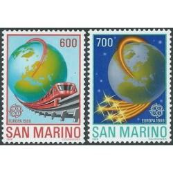San Marinas 1988....
