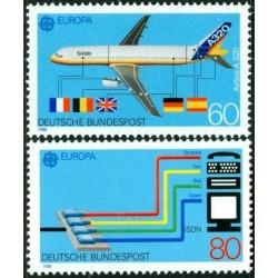 Vokietija 1988. Transportas...