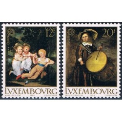 Liuksemburgas 1989. Vaikų...