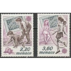 Monakas 1989. Vaikų žaidimai