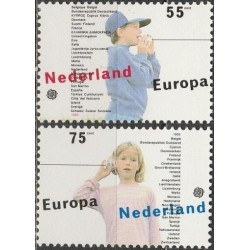 Netherlands 1989. Childrens...