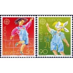 Switzerland 1989. Childrens...
