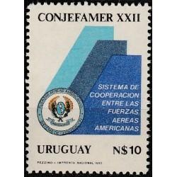 Uruguay 1982. Aviation