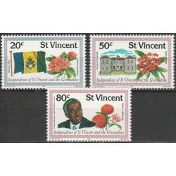 St.Vincent 1979. National...